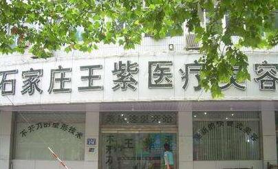 石家庄市新华区王紫美容中心